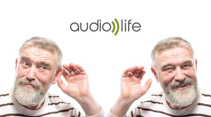 Las personas que usan dos audífonos reportan una mayor satisfacción